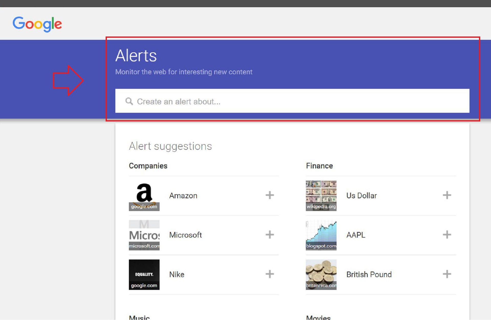 5 Simple Strategies - Google Alerts