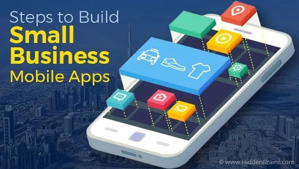Small business mobile apps