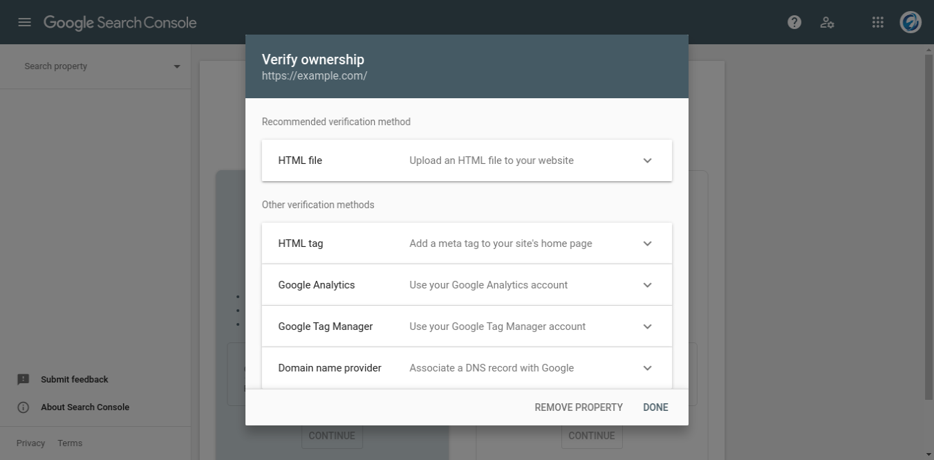 Welcome-to-Google-Search-Console